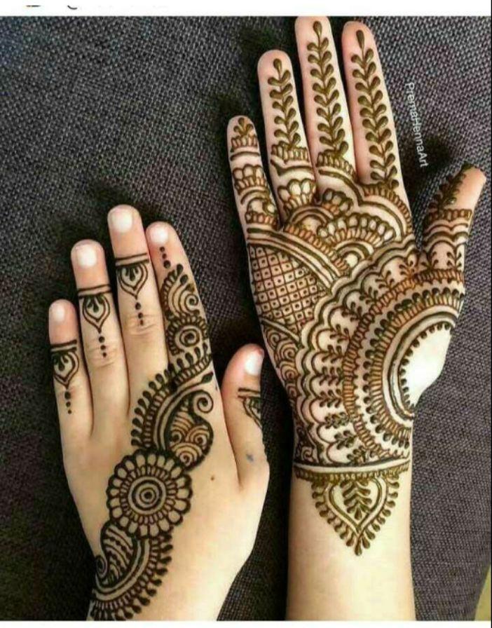 💅ஆடை அலங்காரம் & மெகந்தி - ShareChat