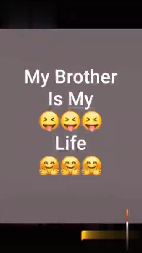 அக்கா 💖 தம்பி - My Brother Is My Strength joler Download the App @ useraieknya200617 - YoYo Download the App I love you . . . . . @ useralekhya200617 - ShareChat