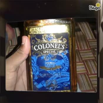 Funny Video - 90 SELOST COLONEL ' S SPECIAL MITE CRA TRADITION 750 ml Bingo - ShareChat