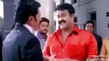 lalettan.💪 - Made With VivaVideo Made With VivaVideo - ShareChat