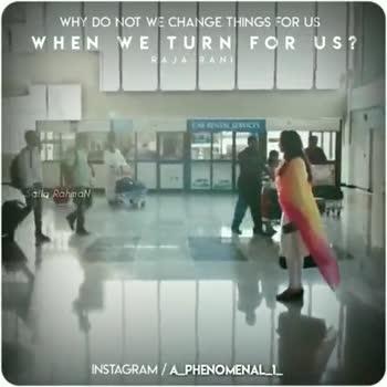 💔 காதல் தோல்வி - WHY DO NOT WE CHANGE THINGS FOR US WHEN WE TURN FOR US RAJA RANI Safiq Rahman INSTAGRAM / A PHENOMENALL WHY DO NOT WE CHANGE THINGS FOR US WHEN WE TURN FORU ? RAJA RANI Safiq Rahman INSTAGRAM / A PHENOMENAL _ L - ShareChat