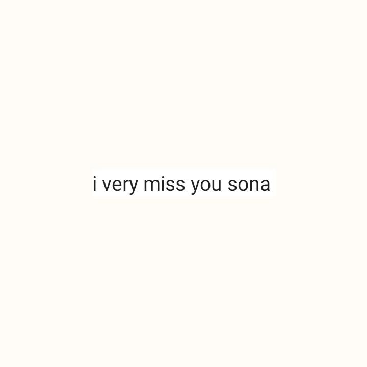 🤔আমার চিন্তা ভাবনা - i very miss you sona - ShareChat