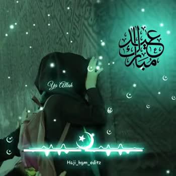 ☪ ரம்ஜான் நமாஸ் - Ca Catalo Haji _ bgm _ editz • Ya Allah Haji _ bgm _ editz - ShareChat