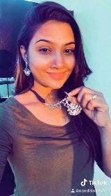 vijay tv - Tik Tok : @ nandhinimyna Tik Tok : anandhinimyna - ShareChat