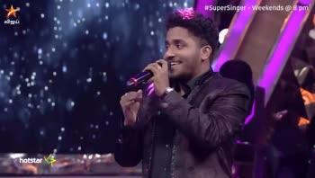 super singer - # SuperSinger - Weekends @ 8 pm விஜய் hotstar hotstar To watch the full episode download the Hotstar app or go to hotstar . com Google play App Store - ShareChat