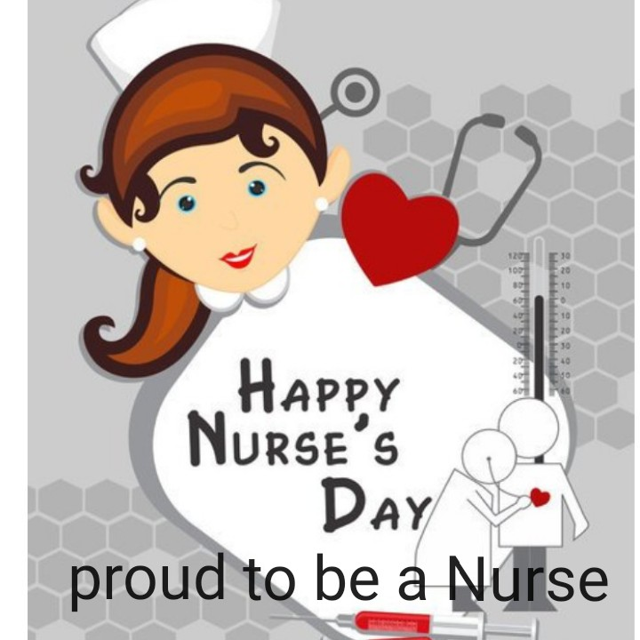 World Nurses Day 💉 - HAPPY NURSE ' s DAY proud to be a Nurse - ShareChat
