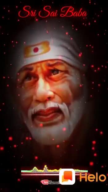 🙏sai baba - : Su Sai Baba Tuning - Tube 7 er Sri Sai Baba ' M Tube Thamer - ShareChat