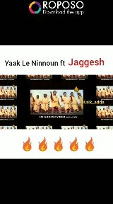 ಕಿತ್ತೂರ ರಾಣಿ ಚೆನ್ನಮ್ಮ ಜಯಂತ್ಯುತ್ಸವ - ROPOSO Download the app Yaak Le Ninnoun ft Jaggesh Kirik _ adda ROPOSO Download the app Yaak Le Ninnoun ft Jaggesh RAVI HK EDITS - ShareChat