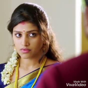 👫 திருமணம் - Colors Tamil - Made With VivaVideo Made With VivaVideo - ShareChat