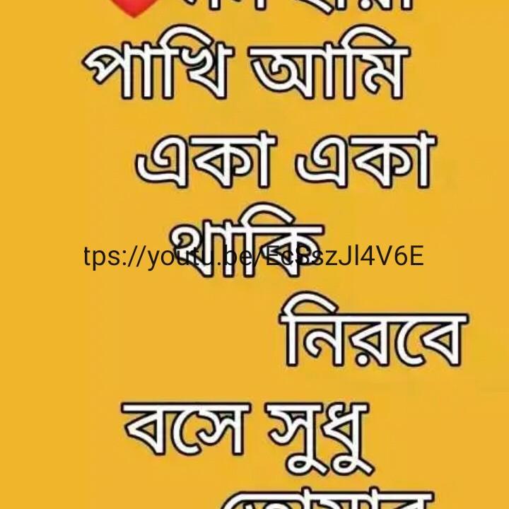 Heart Touching Poem আমর দনয Whatsapp Status