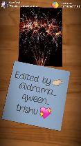 दीपावली की फुलझड़ी🤣 - Posted On : पोट ने शो : @ drama _ qween _ trishu ShareChat हर गम को भूला देना दीवाली से पहले : Posted On : शैस्ट करने आते : @ drama _ qween _ trishu ShareChat Edited by @ drama qween trishu - ShareChat