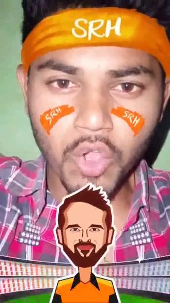 IPL 2019 - SRH SRH SRN SRH SRA SR - ShareChat