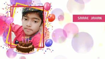 🎂 happy birthday 🎂 - Авто үЄНІ AARZOO HAI MERI I WISH YOU HAPPY HAPPY BIRTHDAY HAPPY BIRTHDAY HAPPY HAPPY BIRTHDAY - ShareChat