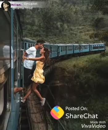 oorkavalan - பெஸ்ட் செய்தவர் : karna7msd Posted On : ShareChat Made With VivaVideo ShareChat Karan 7 karna7msd Partha vudan like podavum Follow - ShareChat