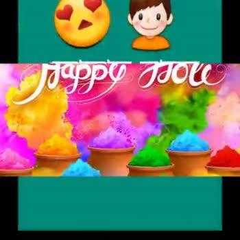 happy holi 🙂🙂🙂 - তুমি দুরে আছ তাে কি হয়েছে তমার ৫৪ I miss you sona SDNIHAL - ShareChat