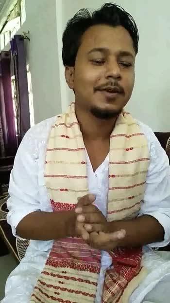 মোৰ শিশু কৃষ্ণৰ ৰূপত - ShareChat
