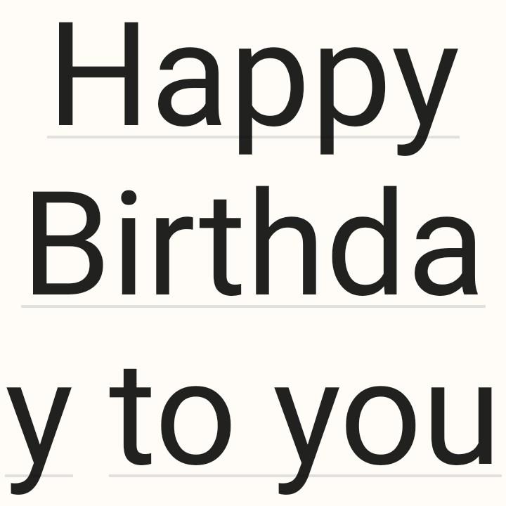 🎂 हैप्पी बर्थडे काजल अग्रवाल - Happy Birthda y to you - ShareChat