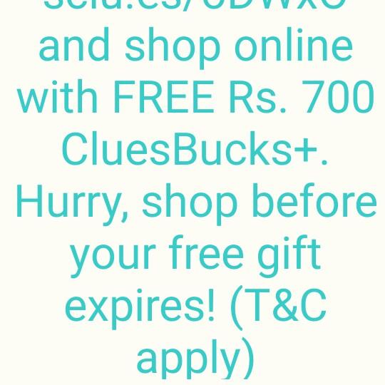 🎬 'ટોટલ ધમાલ' મૂવી 🤣 - and shop online with FREE Rs . 700 CluesBucks + . Hurry , shop before your free gift expires ! ( T & C apply ) - ShareChat