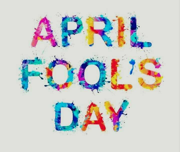 April Cool - APRIL FOOLS DAY - ShareChat