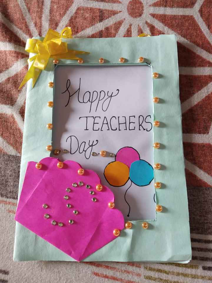 🖼 Art & Paintings - 1 முழம் TEACHERS Day - ShareChat