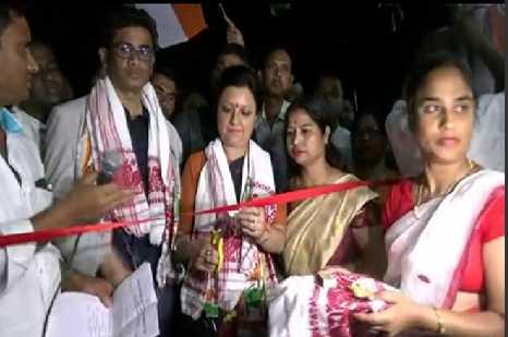 Assam Congress party followers - TATA - ShareChat