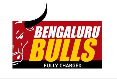BLR ਬੈਂਗਲੁਰੂ ਬੁੱਲਸ - BENGALURU BULLS FULLY CHARGED - ShareChat