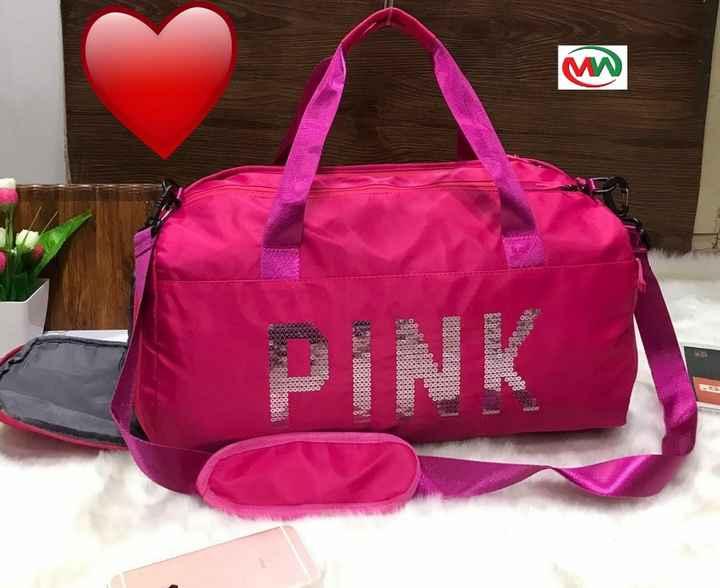 Bag Design - PINK - ShareChat
