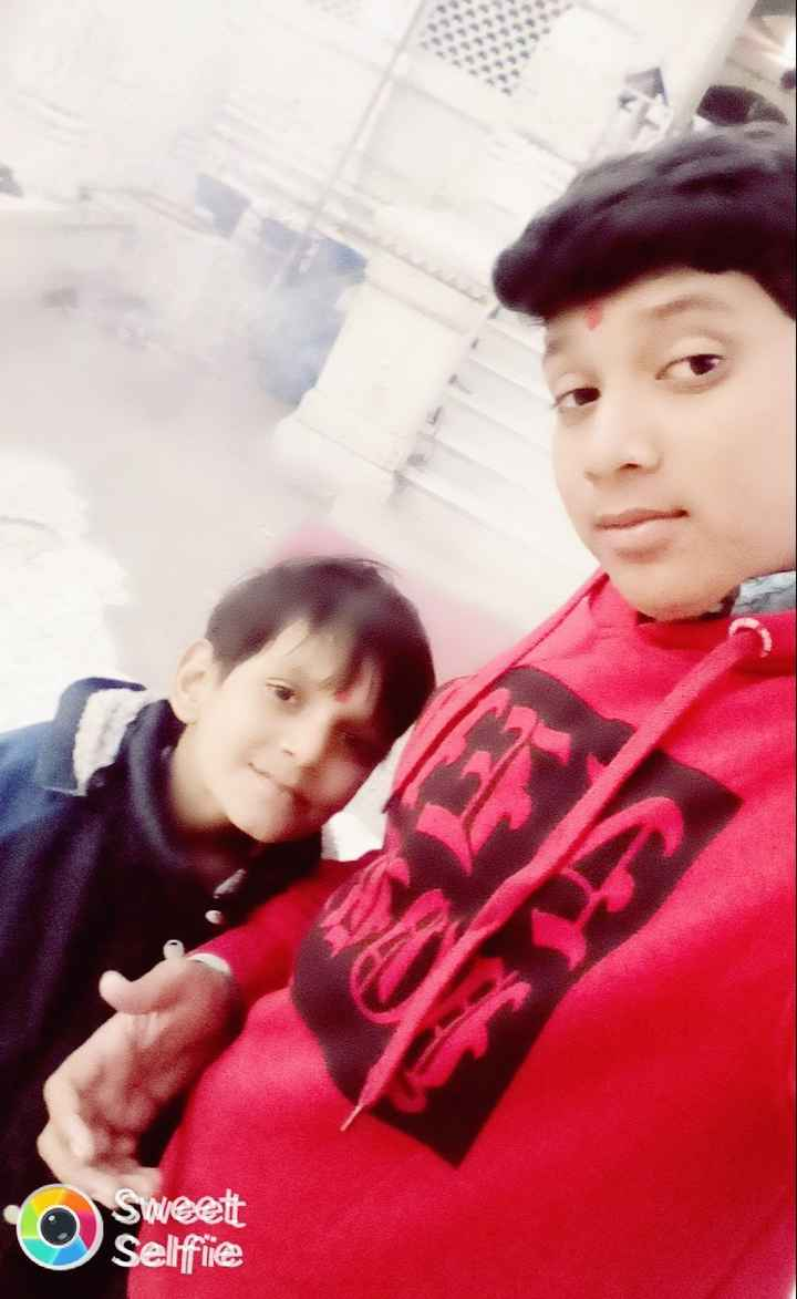 👦Brother's Day - Sweet Selfie - ShareChat
