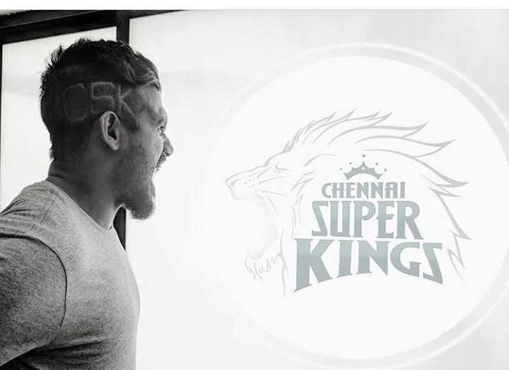 CSK - CHENNAI SUPER KINGS - ShareChat