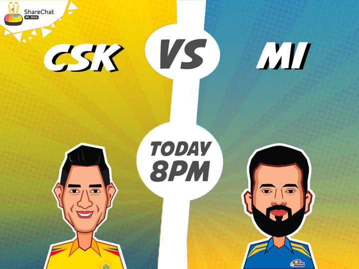 🏏CSK vs MI - ShareChat