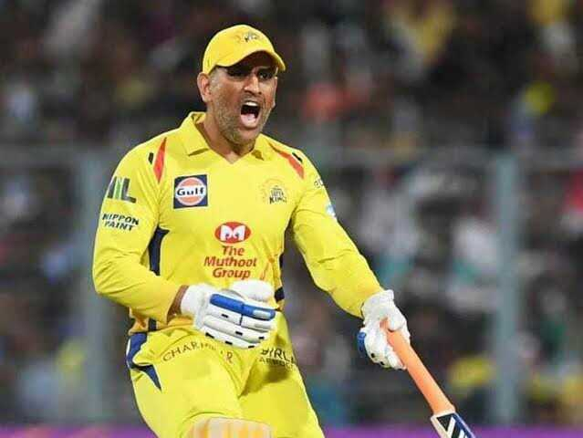 CSK vs RR - Guld PATRON The Muthool Group - ShareChat