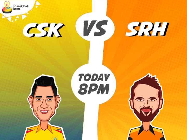 CSK vs SRH - ShareChat