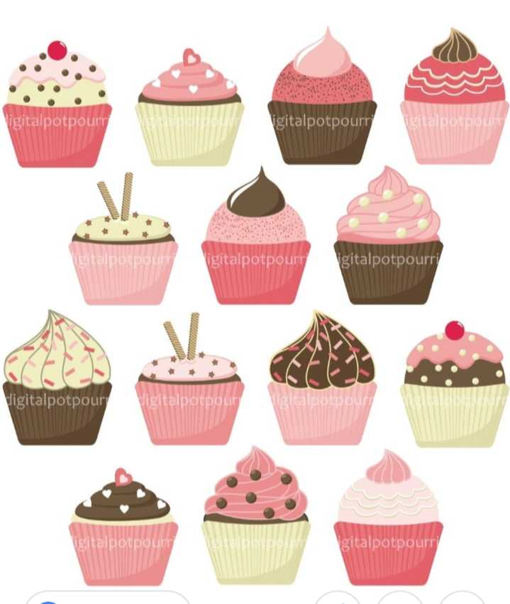 🧁 Cup Cake Day - ShareChat