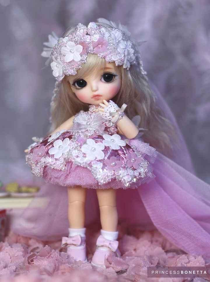 🤗Cute Dolls & Toys - PRINCESSBONETTA - ShareChat