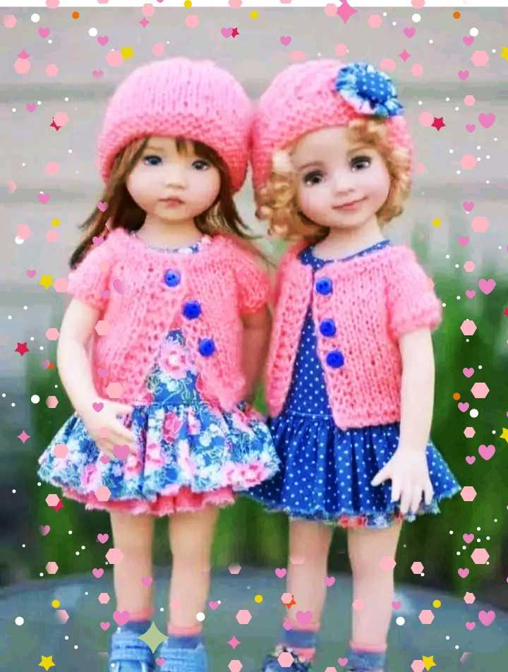 🤗Cute Dolls & Toys - ShareChat