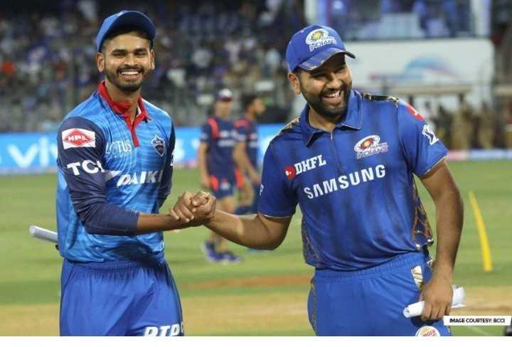 DC vs MI - . DHFL SAMSUNG IMAGE COURTESY : BCCI - ShareChat