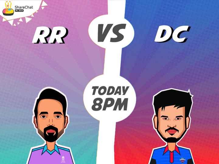 DC vs RR - ShareChat