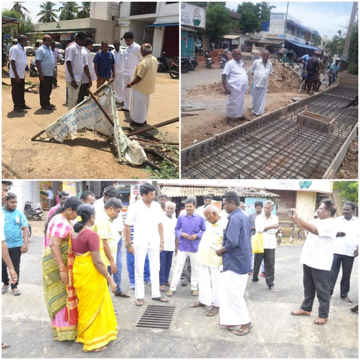 DMK4TN - த . எழில் நகர் , திருச்சு யார் கோவில் அருகில் பின்ளையார் - ShareChat