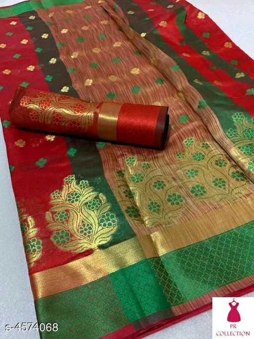 Designer Saree - 5 - 4574068 PR COLLECTION - ShareChat
