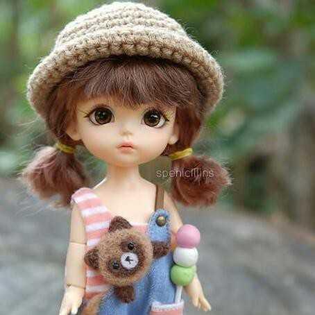 Doll  👸🏽 - spenicillins - ShareChat