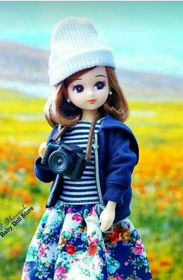 Doll  👸🏽 - ASSALALARDA 3 Bhowmick Baby Doll Store - ShareChat