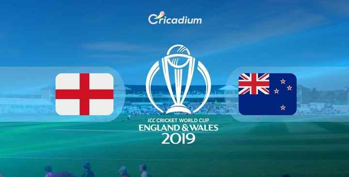 🏏 ENG vs NZ - Cricadium ICC CRICKET WORLD CUP ENGLAND & WALES 2019 - ShareChat