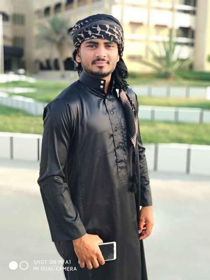 Eid Selfie 🤳 - SHOT ON MI A1 MIDUAL CAMERA - ShareChat