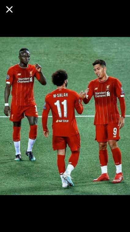 🇬🇧 English Premier League - Standard Chartered Standards M - SALAH Chartered RUTO PLAY - ShareChat