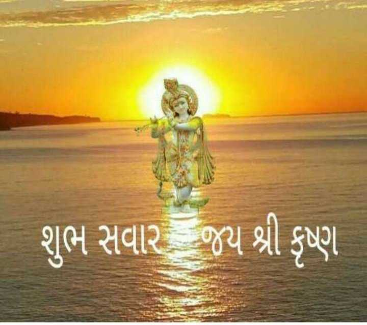 🌅 Good Morning - - શુભ સવાર જય શ્રી કૃષ્ણ - ShareChat
