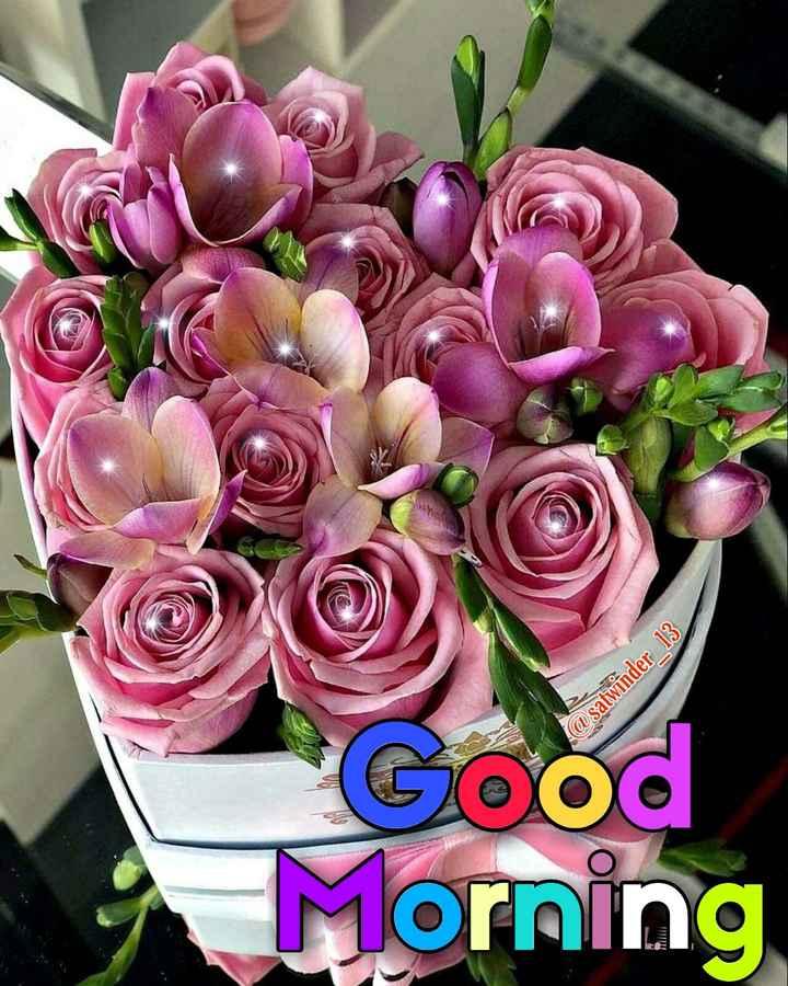 🌞 Good Morning🌞 - Morning Good @ satwinder 13 - ShareChat
