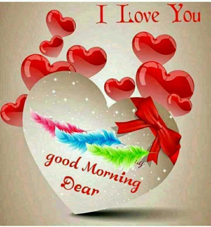 🌅 Good Morning - I Love You good Morning Dear - ShareChat