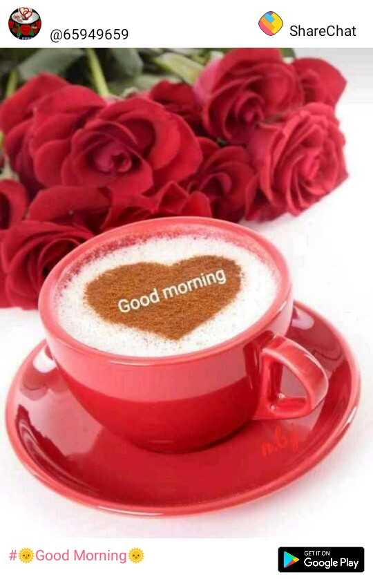 🌞Good Morning🌞 - @ 65949659 ShareChat Good morning # 9 Good Morning GET IT ON Google Play - ShareChat