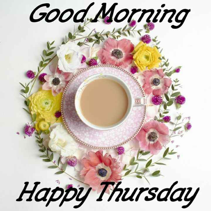 🌞 Good Morning🌞 - Good Morning Happy Thursday - ShareChat