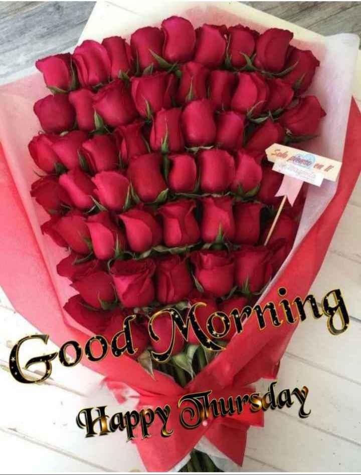 🌞Good Morning🌞 - Good Morning Happy Thursday - ShareChat